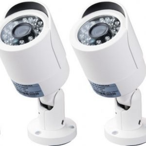 Dvr-valvontakamerajärjestelmä Neljällä Kameralla 1080p