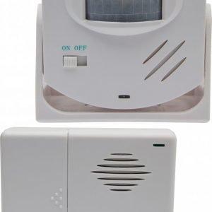Motion Detection Doorbell Ovikello Liiketunnistimella